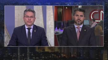Mediação do debate entre os senadores fica por conta da âncora da CNN Carol Nogueira