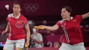 Chen Qingchen, que foi ouvida xingando nas partidas olímpicas transmitidas, conquistou o coração de muitos em seu país