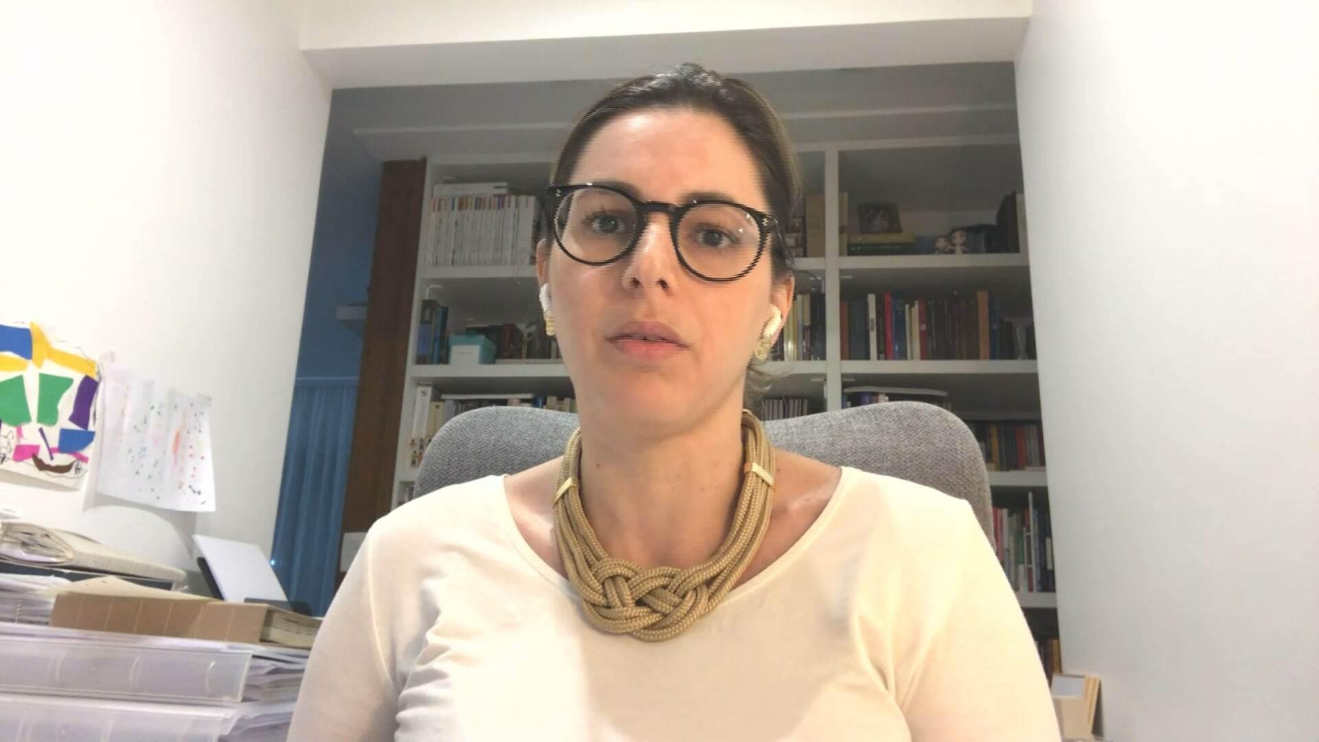 Vanessa Canado, ex-assessora especial do Ministério da Economia (03.Ago.2021)