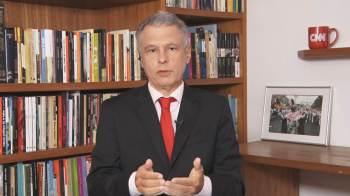 No quadro Liberdade de Opinião, jornalista Fernando Molica analisou oitiva de Amilton Gomes de Paula à CPI da Pandemia