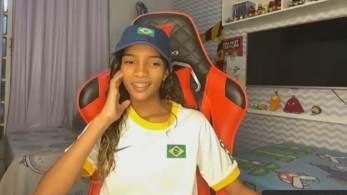 A mais jovem medalhista olímpica do Brasil conversou com a 'CNN' sobre retomada da rotina em escola e reencontro com amigos