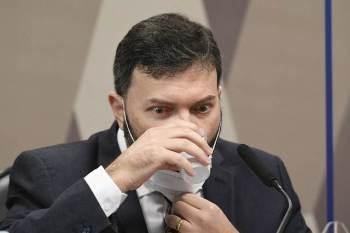 Em depoimento à CPI da Pandemia nesta quarta-feira (4), Marcelo Blanco negou que tivesse atuado desta forma