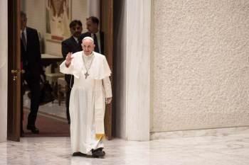 Essa foi a primeira fala ao público geral do Pontífice após a cirurgia para retirada de parte do cólon, em 4 de julho