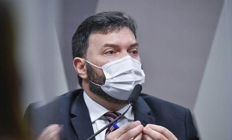 Ex-assessor do Departamento de Logística do Ministério da Saúde, tenente-coronel da reserva Marcelo Blanco