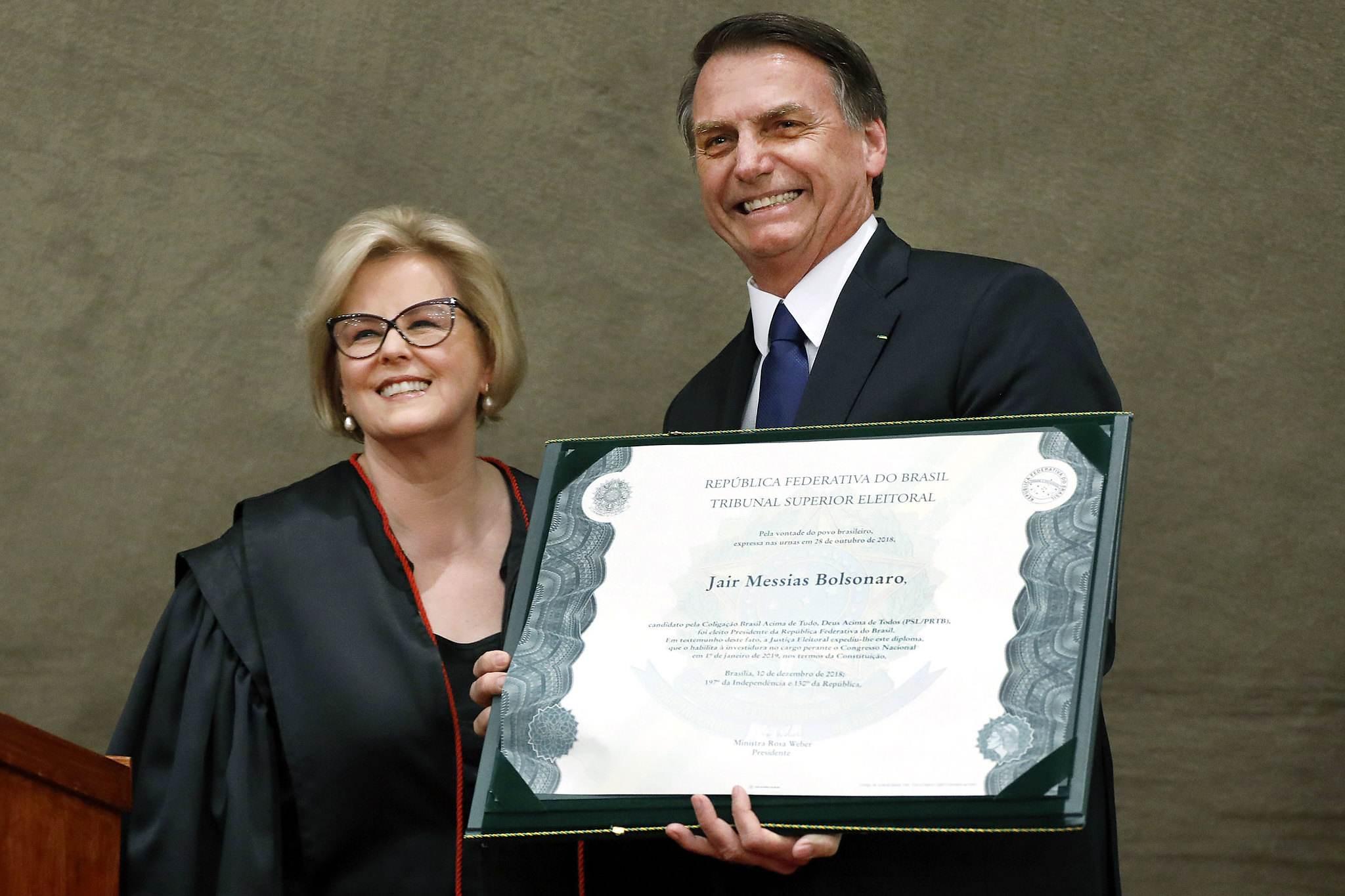 Bolsonaro no TSE