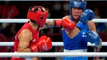 Brasileira venceu finlandesa e agora irá disputar o título olímpico contra a irlandesa Kellie Anne Harrington