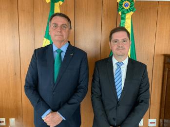 André Mendonça, atual AGU, foi indicado pelo presidente à vaga no Supremo Tribunal Federal e aguarda sabatina no Senado