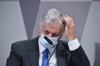 Airton Antônio Soligo é apontado como 'ministro de fato' durante gestão Eduardo Pazuello; requerimento pela oitiva dele foi protocolado por Randolfe Rodrigues