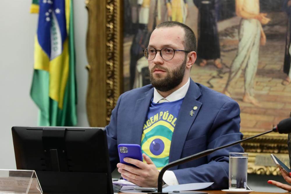 Filipe Barros (PSL-PR)