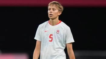 Quinn tem sido fundamental para o Canadá e começou quatro das cinco partidas do time -- que disputa a final do futebol feminino -- nestes Jogos Olímpicos