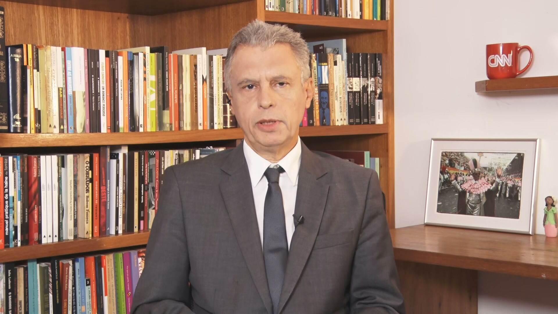 Fernando Molica no quadro Liberdade de Opinião