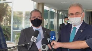 Na quarta-feira (4), o governador de São Paulo acusou o Ministério da Saúde de não enviar 228 mil vacinas ao estado