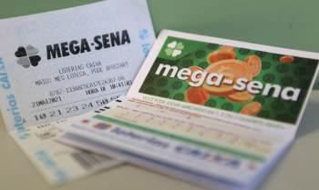 Apostas podem ser registradas até as 19h (horário de Brasília) do dia do sorteio
