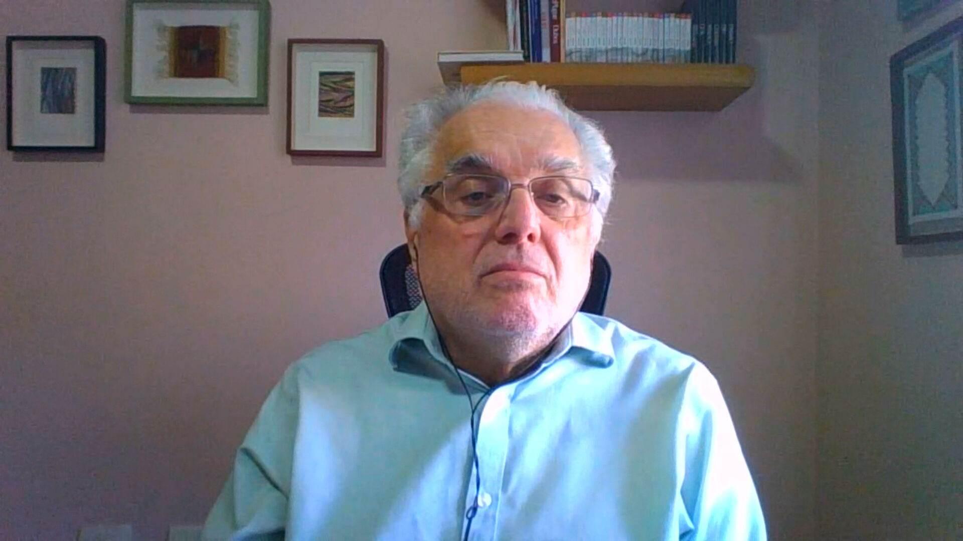 Epidemiologista Paulo Lotufo (07-08-2021)