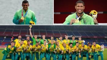 Isaquias, Hebert Conceição e seleção de futebol consagram 7 de agosto de 2021 como um marco do país nos Jogos