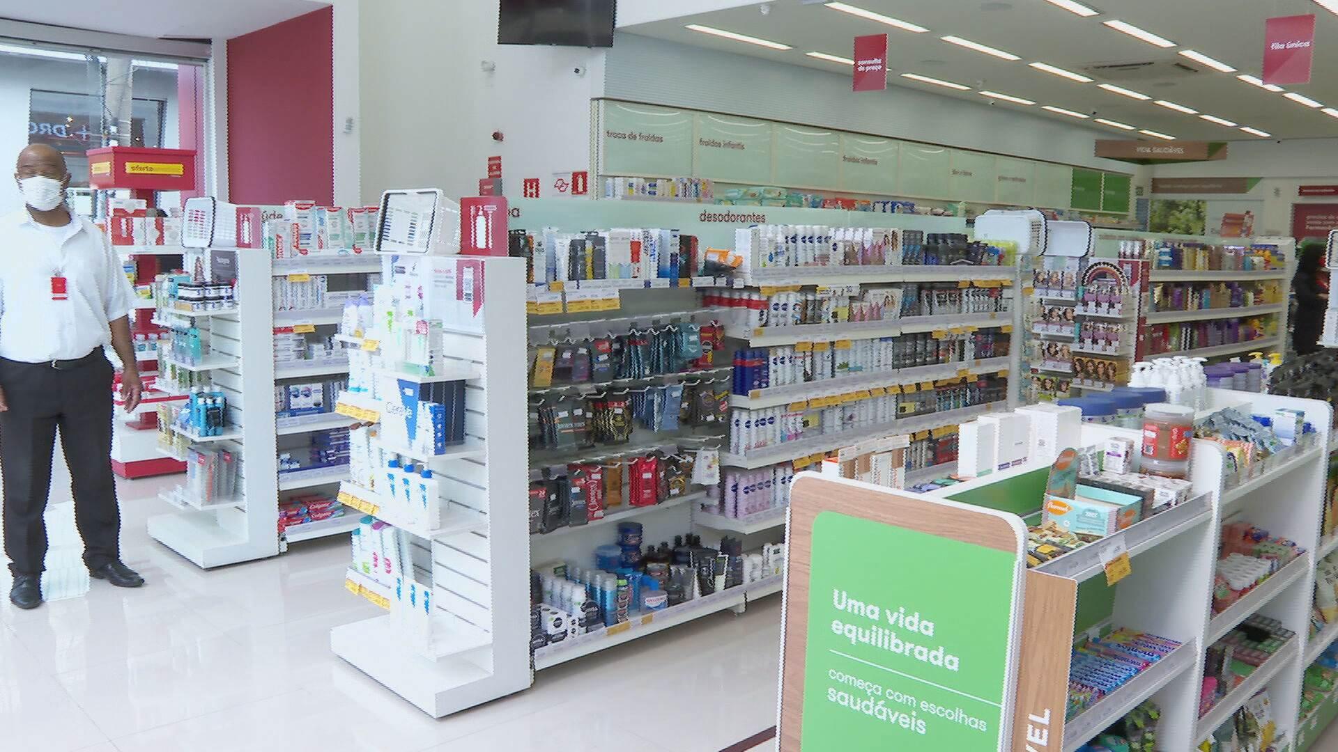 Mulheres podem fazer denúncias de violência em farmácias e mercados (07.Ago.2021