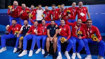 Equipe masculina do país derrotou Grécia por 13 a 10, levou o bicampeonato da modalidade, além da 339ª e última medalha dos Jogos de Tóquio