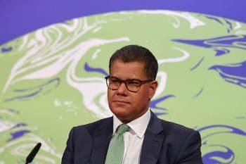 O presidente da COP 26, Alok Sharma, lembrou que o presidente chinês Xi Jinping ainda não confirmou se participará da cúpula