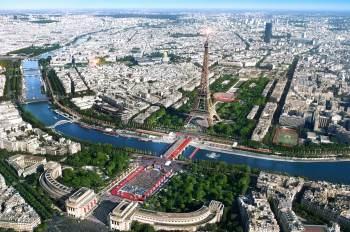 Preparação das olimpíadas de 2024 inclui preocupação com meio ambiente e retorno do público aos jogos