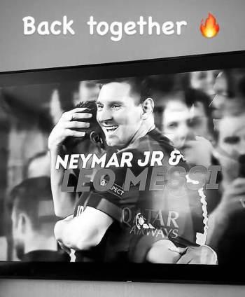 Além da frase do brasileiro, pai de Messi afirma que filho fechará contrato com PSG e esposa posta 'nova aventura'