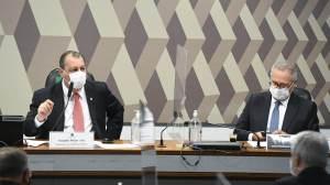 Renan pede indiciamento de 73 pessoas em relatório da CPI da Pandemia; veja nomes