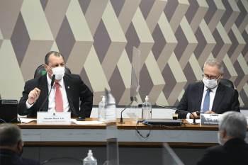 O ex-secretário ficou detido por três meses depois de deflagrada a operação Falso Negativo, que apura irregularidades nas compras de testes rápidos para a Covid na capital federal