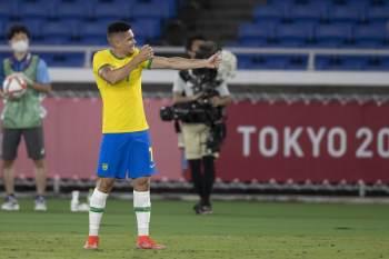 Campeão olímpico de futebol, jogador de 21 anos foi revelado pelo Vasco e atua na Alemanha