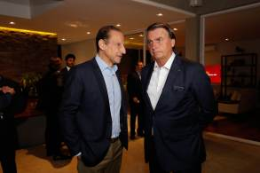 Para o governo de Jair Bolsonaro, o gesto de Paulo Skaf tem motivação política