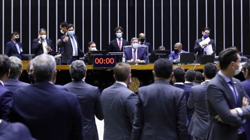 Discussão e votação de propostas na Câmara dos Deputados