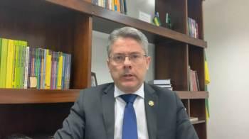 Senador Alessandro Vieira (Cidadania-SE) diz que comissão parlamentar já tem documentos que comprovam irregularidades em negociação de Covaxin