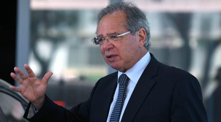 Paulo Guedes, ministro da Economia, está no governo desde a primeira formação dos ministérios