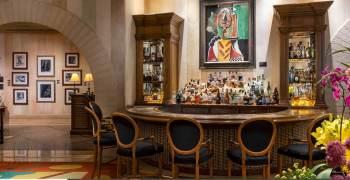 """Parte da Coleção do MGM Resorts, as obras foram uma marca registrada no restaurante """"Picasso"""", do Bellagio Hotel"""