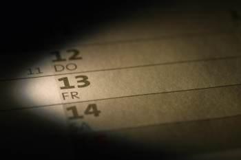 Embora possa parecer um fenômeno raro, o dia 13 de qualquer mês tem uma probabilidade ligeiramente maior de cair em uma sexta-feira