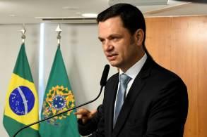O depoimento aconteceu dentro do gabinete de Anderson Torres, no próprio Ministério da Justiça