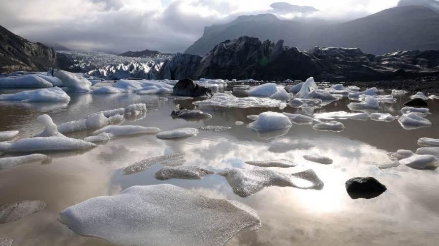 Desde a década de 1990, geleiras da Islândia têm encolhido. Embora mudança climática esteja mais associada à ideia de 'aquecimento', outros fenômenos são reflexo direto de a Terra estar mais quente