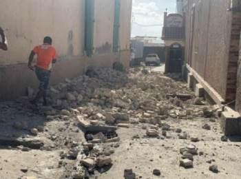 Terremoto de magnitude 7,2 atingiu o Haiti neste sábado (14) e deixou ao menos 227 mortos e vários feridos