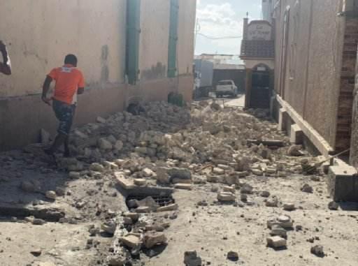 Hospital no sul do Haiti está lotado e sem suprimentos após terremoto