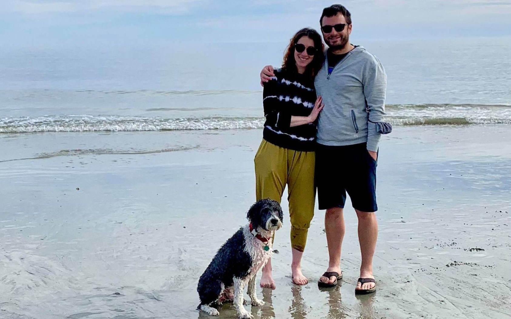 Jordan Levey diz que ela e o marido decidiram que ser pais não era para eles