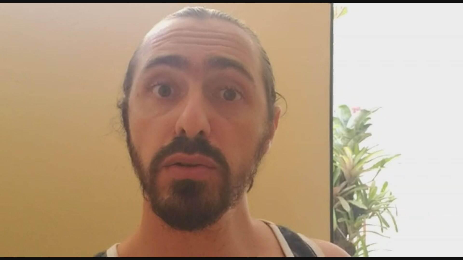 Werner Garbers, brasileiro que mora em Porto Príncipe, no Haiti (14.Ago.2021)
