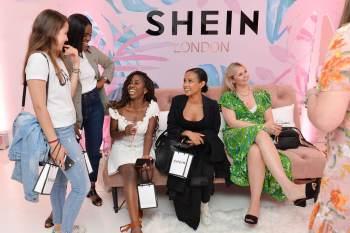 A plataforma pertence à Shein, uma marca chinesa atraiu rapidamente um exército global de fãs adolescentes no TikTok