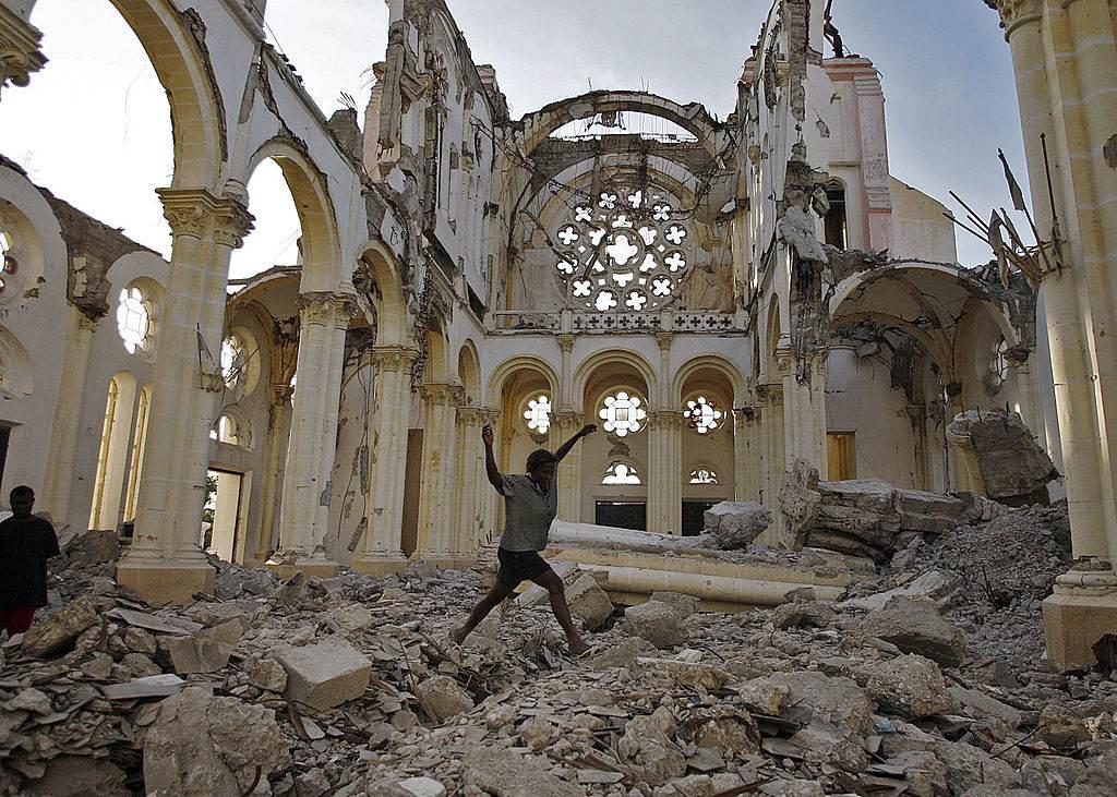 Terremoto em 2010 matou mais de 200 mil pessoas