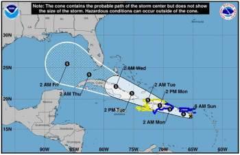 Regiões atingidas pelos tremores no último sábado (14) registraram fortes chuvas e ventos provocados pela tempestade Grace; país necessita de ajuda humanitária