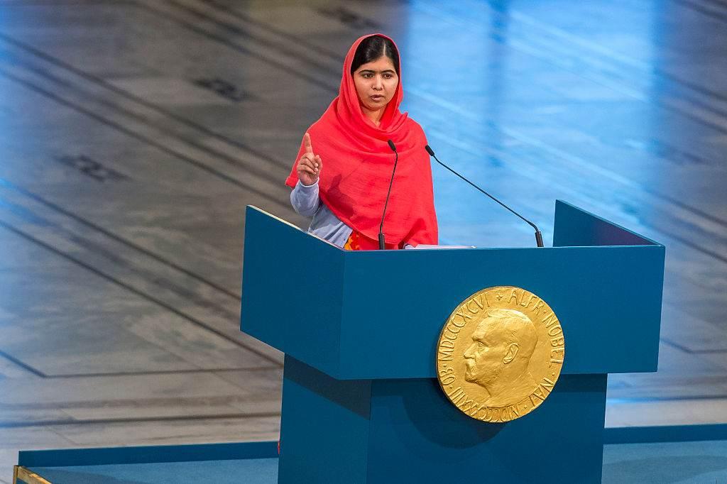 Malala – Nobel