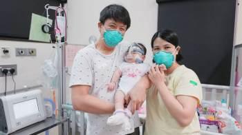 No quadro Correspondente Médico, dr. Fernando Gomes falou sobre caso de menina que nasceu com 212 gramas, em Singapura