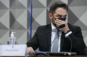 Emanuel Catori explica negociações sobre a vacina da CanSino e relações com pessoas do núcleo próximo ao governo federal, como Carlos Wizard, Luciano Hang e Ricardo Barros