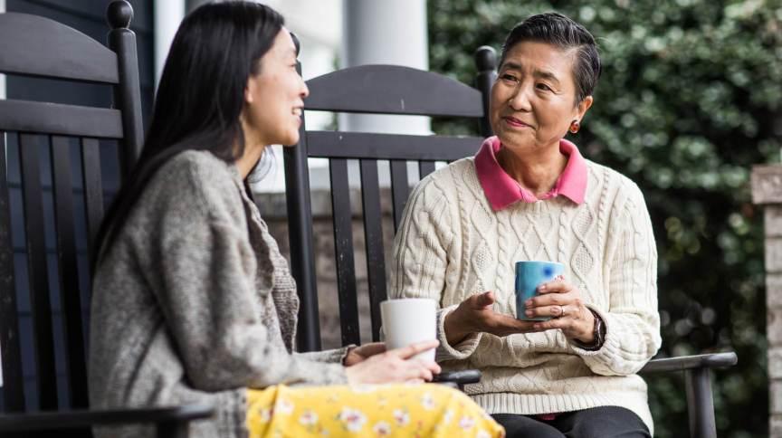 Ter um ouvinte disponível pode ajudar a fortalecer partes do cérebro que contribuem para manter a função cognitiva, segundo o estudo