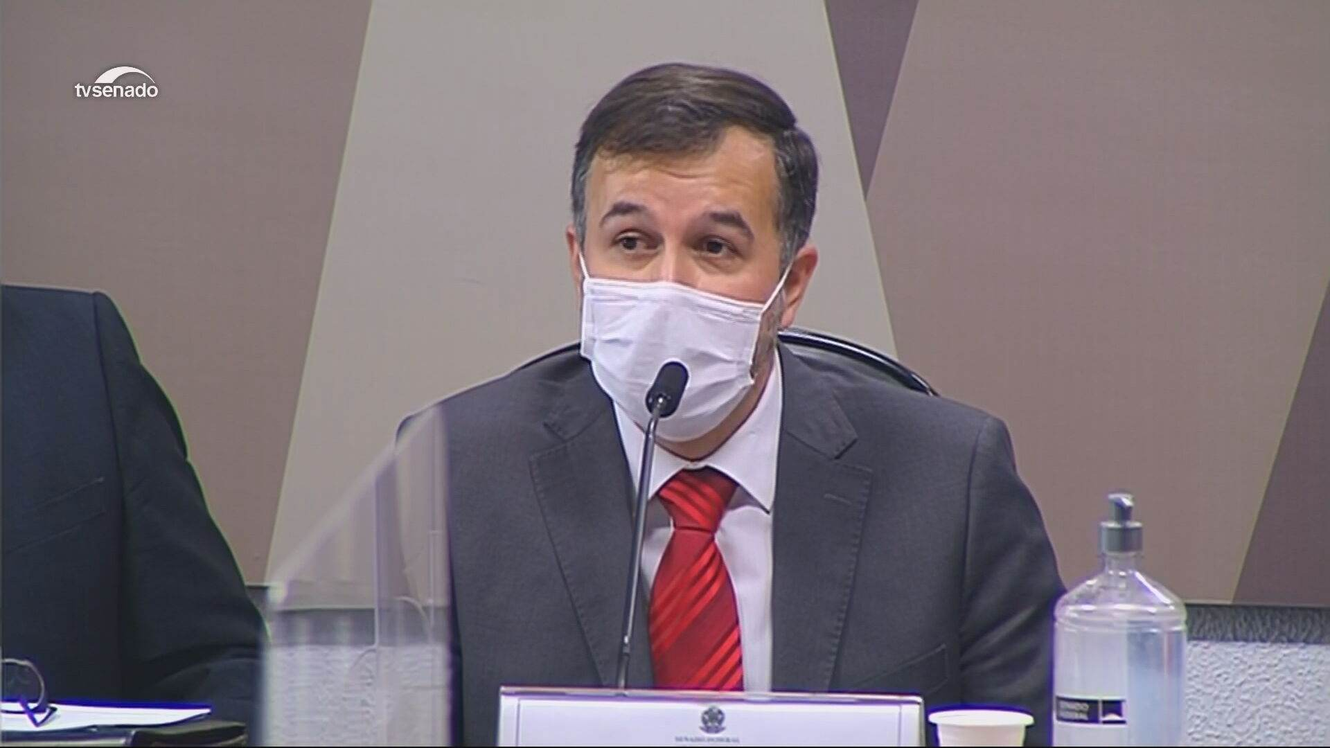 Auditor do Tribunal de Contas da União (TCU) Alexandre Figueiredo Marques