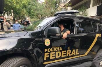 Homem foi preso na cidade de Otacílio Costa e teria feito ameaças a um ministro do Supremo; a prisão foi determinada por Alexandre de Moraes, do Supremo Tribunal Federal (STF)