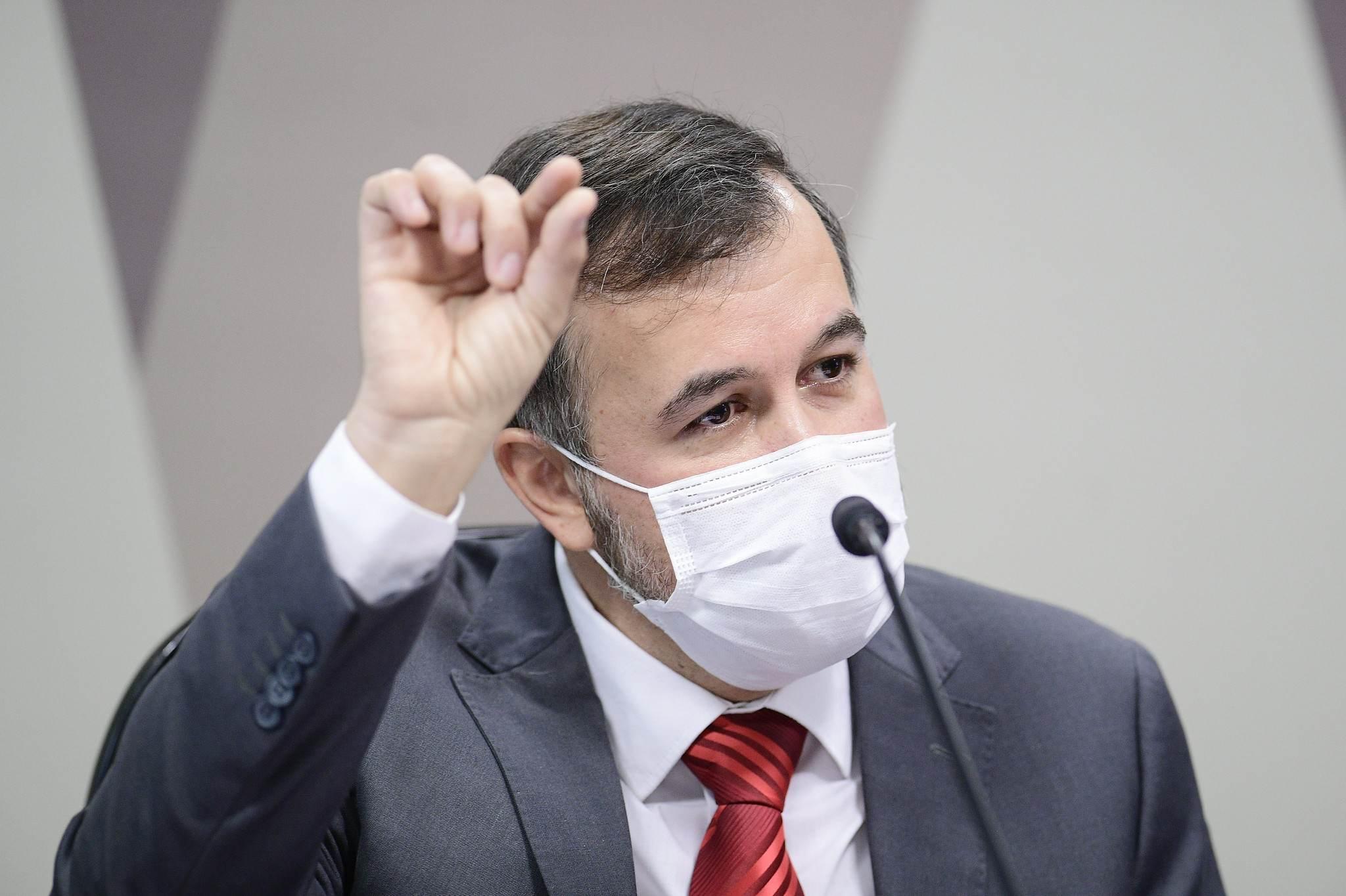 Auditor do Tribunal de Contas da União (TCU), Alexandre Marques