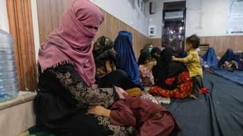 Fontes afirmam que algumas mulheres e meninas afegãs alojadas centros de evacuação nos Emirados Árabes Unidos relataram que suas famílias as forçaram a se casar para que pudessem escapar do país quando o Talibã assumisse o poder